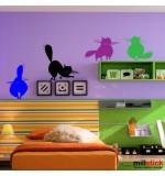 Sticker pisici WCA519