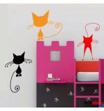Sticker pisici WCA521