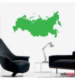 Wall sticker Rusia WLL125