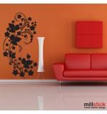 Sticker perete floare WLF535