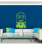 Sticker minion WLD051