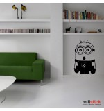 Sticker minion WLD056