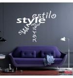 Sticker style WLT221
