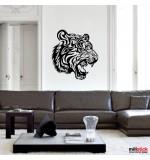 autocolant de perete tigru