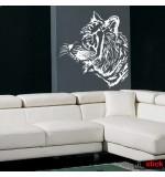 wall sticker tigru bengalez