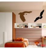 Sticker vulturi WCAC24