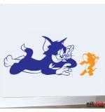Wall sticker Tom and Jerry WCWD29