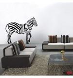 Wall sticker zebra
