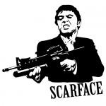 Sticker Al Pacino WLCB01