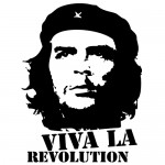 Sticker Che Guevara WLCB07