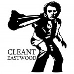 Sticker Cleant Eastwood WLCB08