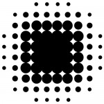 Sticker retro cercuri WLR002