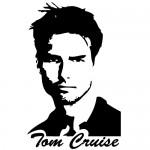 Sticker  Tom Cruise WLCB20